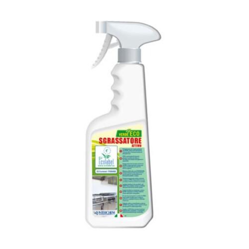 Verde Eco Sgrassatore Ecolabel Lt 0.75