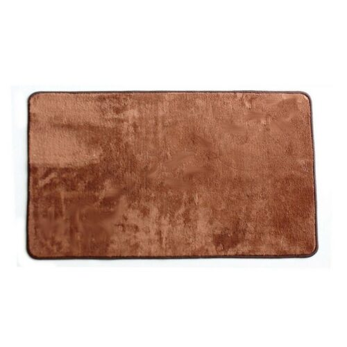 tappeto microfibra aladino marrone