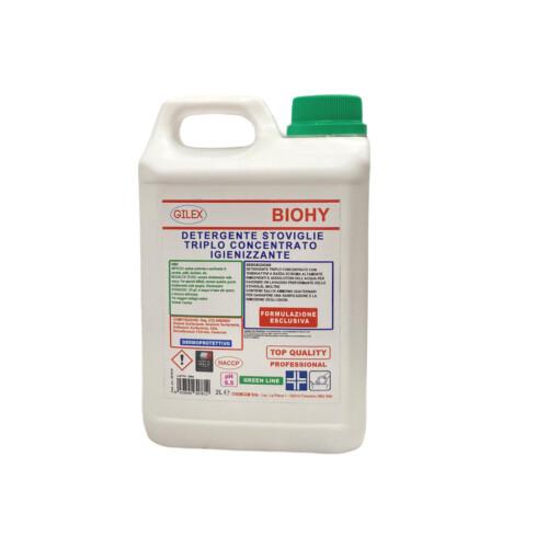 P1221biohy stoviglie igienizzante